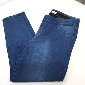 Old Navy Super Skinny Jeans Jeggings 16  Pull-on